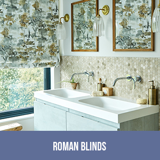 Panda Blinds - Image of Roman Blinds link