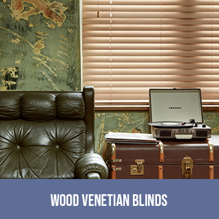 Panda Blinds - Image of Wood Venetian Blinds link