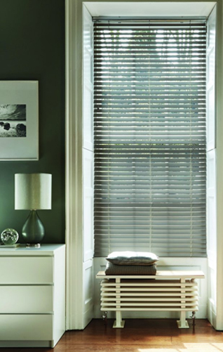 50 shades of grey faux wood blinds